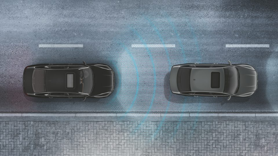 VW Front Assist