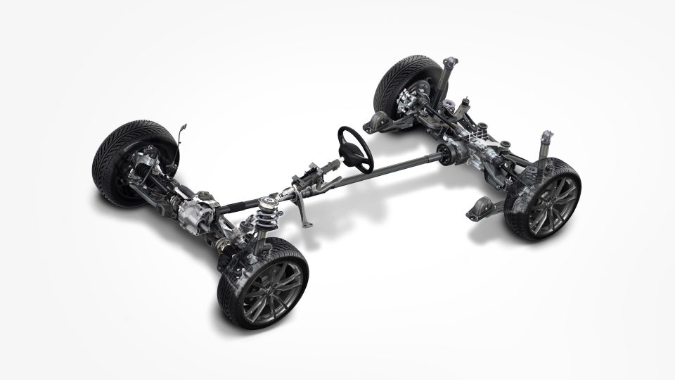 2018 Golf R Cross Differential System